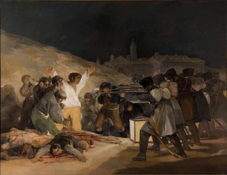The Third of May 1808 | © Museo Nacional del Prado