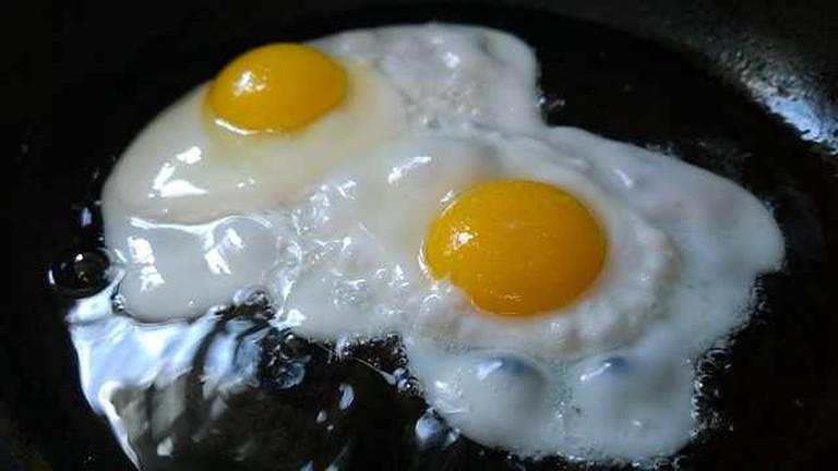 Fried eggs | © jairojehuel/Pixabay