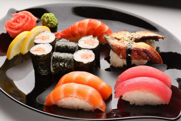 Sushi selection | © Michael Stern/Flickr