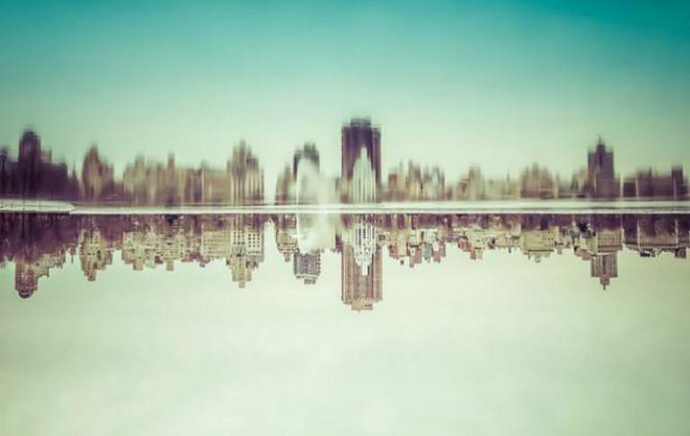 Central Park NYC Winter   © Tobias Schreiber/Flickr
