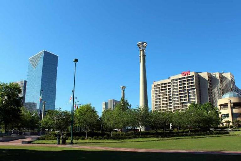Atlanta - Centennial Olympic Park | © Wally Gobetz/Flickr