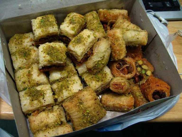 Baklava | © mark gallagher/Wikicommons