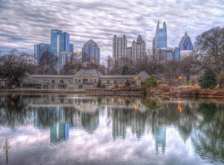 Atlanta skyline | © joiseyshowaa/Flickr