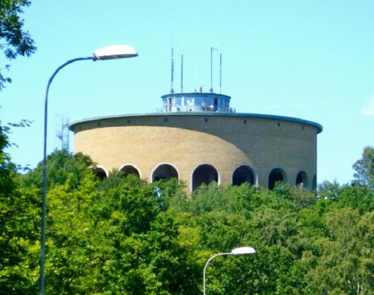 Vattetornet (watertower) Guldhedstornet