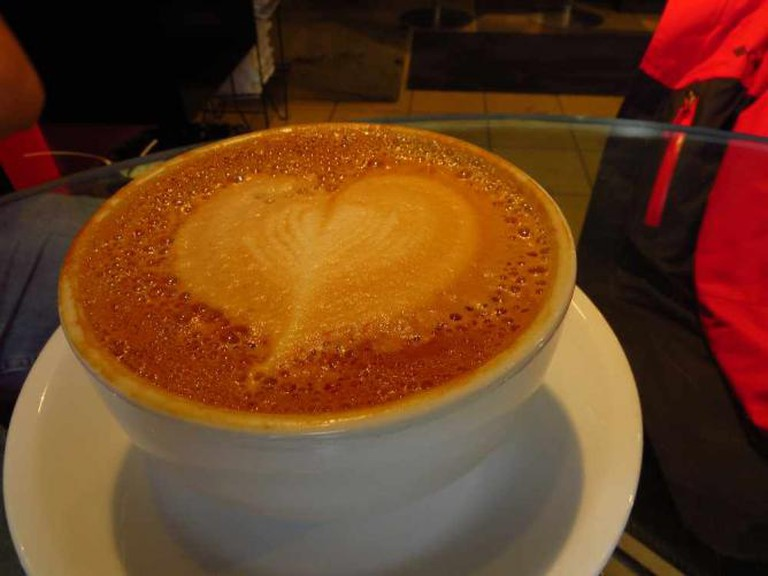 Cafe Rosso Latte