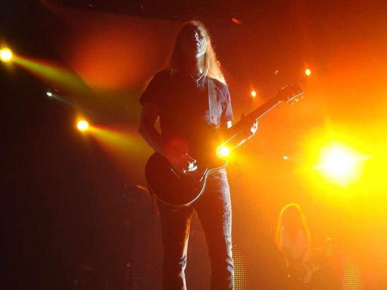 Alice In Chains' Jerry Cantrell © Søren Fuglede Jørgensen/WikiCommons