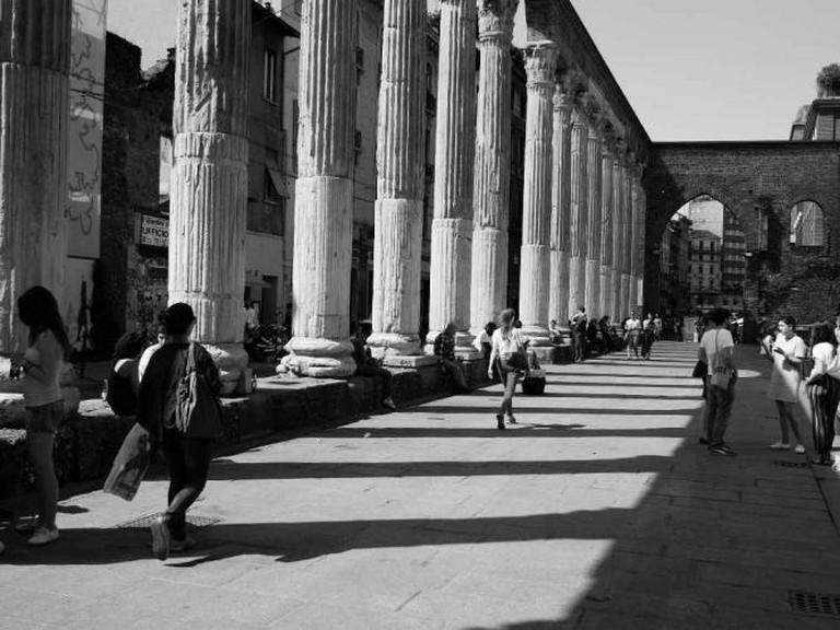 Colonne di San Lorenzo | © topotto/Flickr