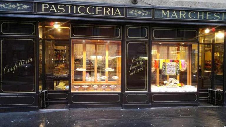 Pasticceria Marchesi | © Cristian/Flickr