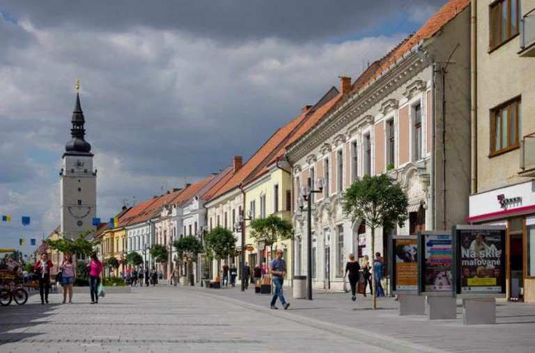 Trnava historical center