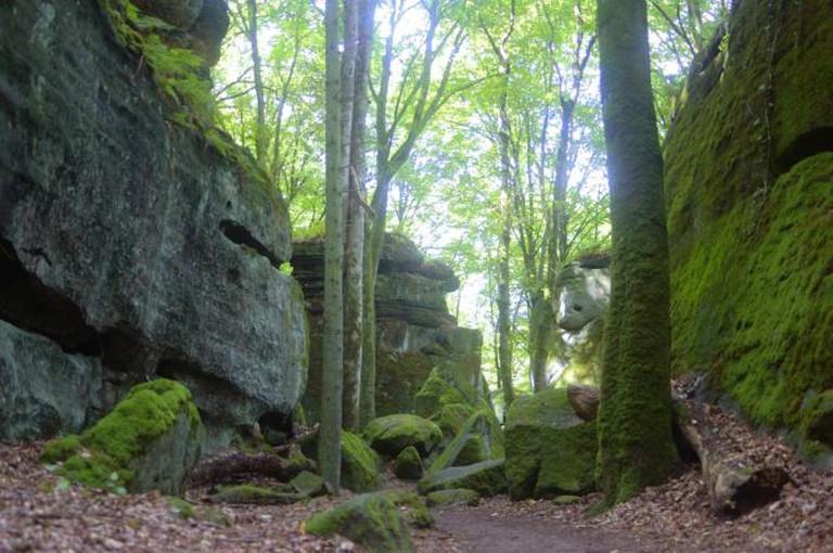 This hike rocks! | © Tristan Schmurr/Flickr