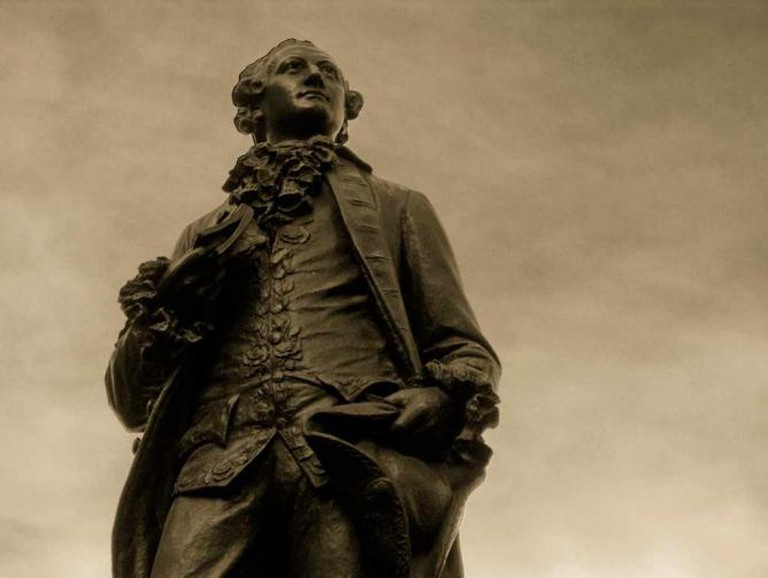 Goethe   © motograf/Flickr