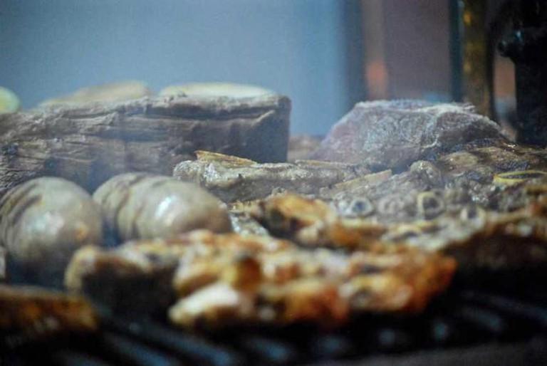 Grill | Courtesy of El Gaucho