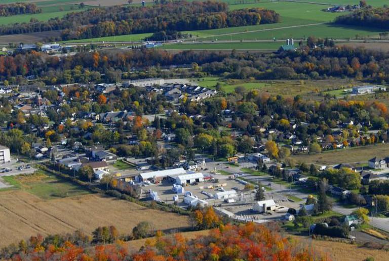 Village of St Jacob's