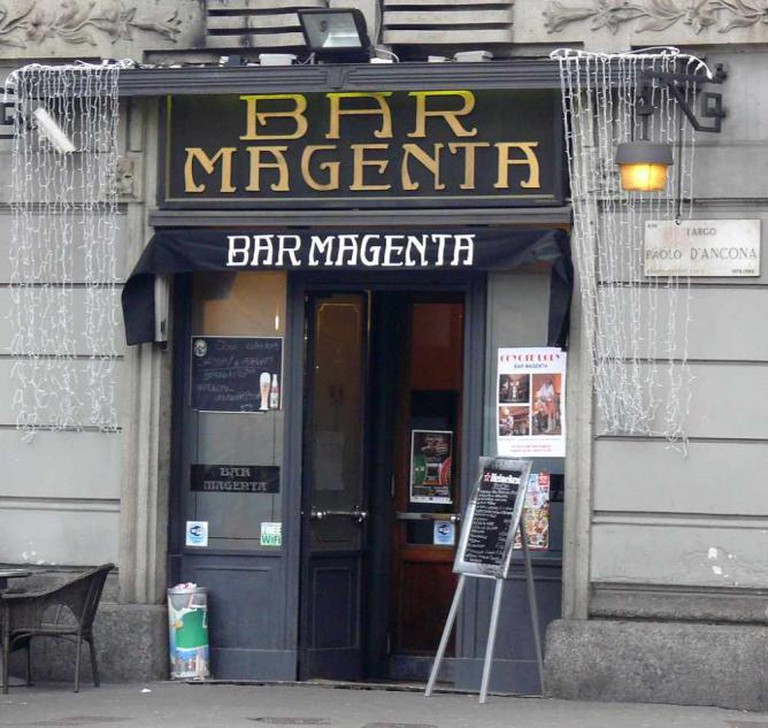Bar Magenta Milano | © Maurizio Mori/Flickr