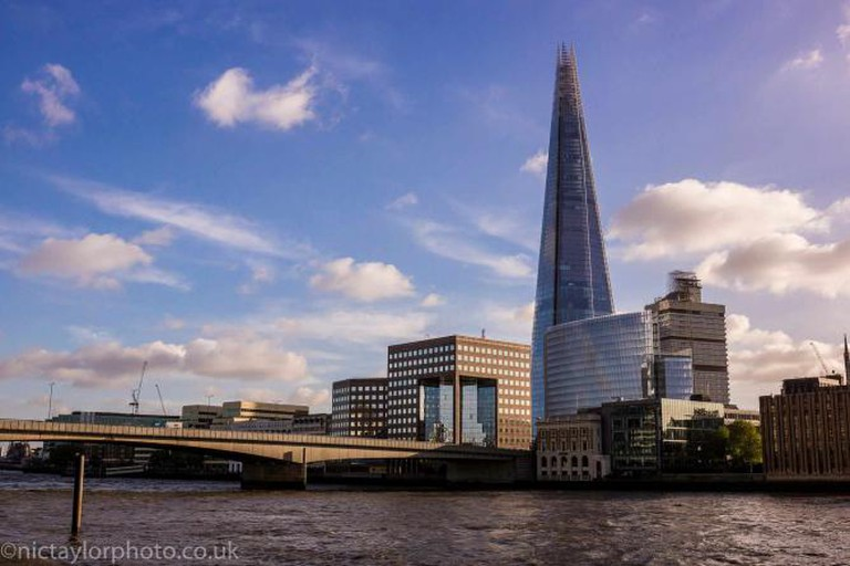 The Shard ©Nic Taylor/Flickr