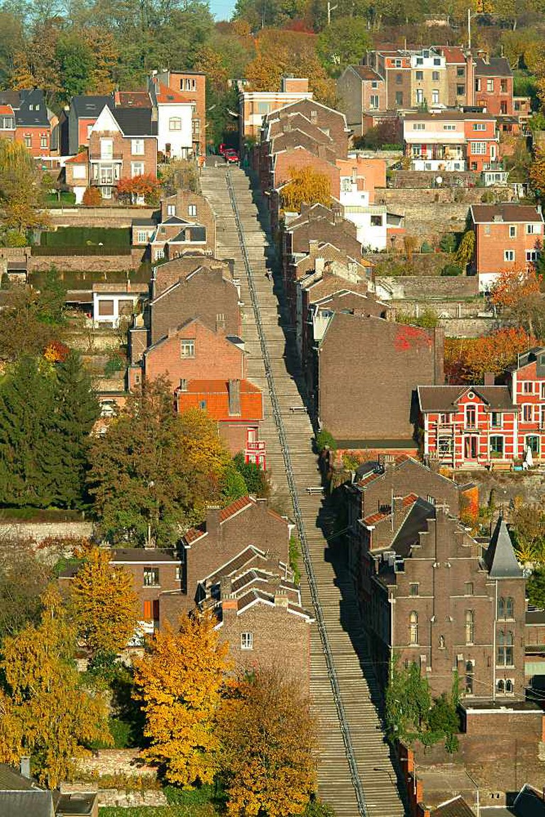 La Montagne de Bueren | Courtesy of Marc Verpoorten