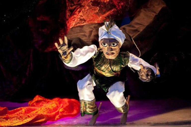 Bobbindoctrin Puppet Theater