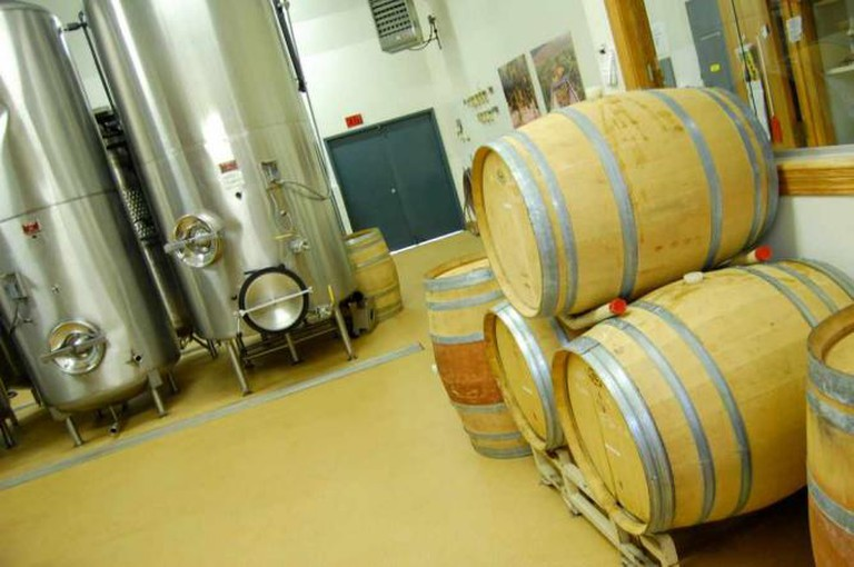 Tanks and barrels | © Southern Foodways Alliance/Flickr