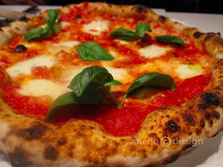 Pizza Margherita | © ArianeColenbrander/Flickr