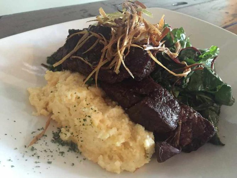 St. Arnold's Short Ribs