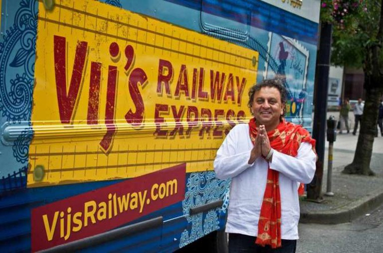 Vij's Railway Express | Courtesy of Sean Neild