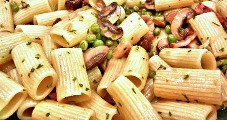 Chunky pasta | © Pixabay