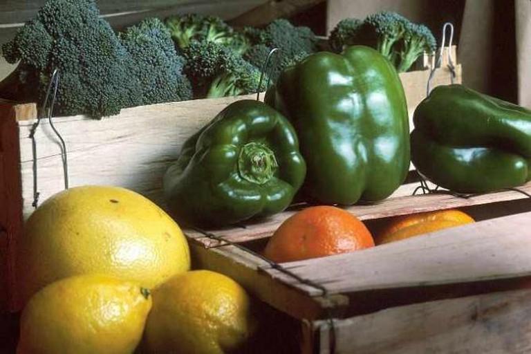 Fresh vegetable delivery | © Pixabay
