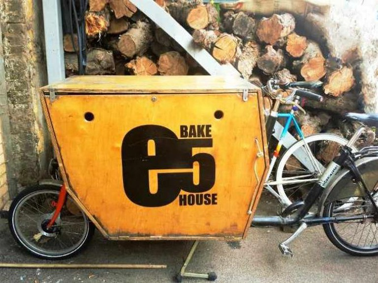 E5 Bakehouse bike | © Meredith Whitely