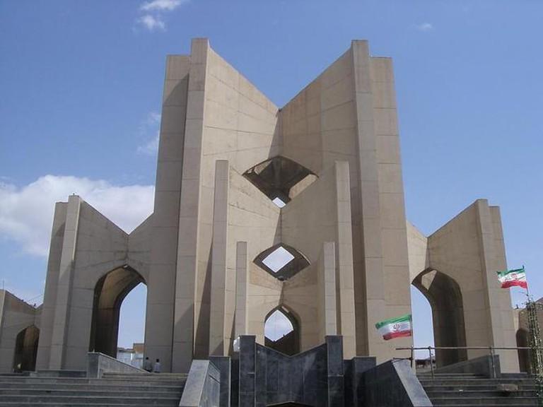 Mausoleum of Poets