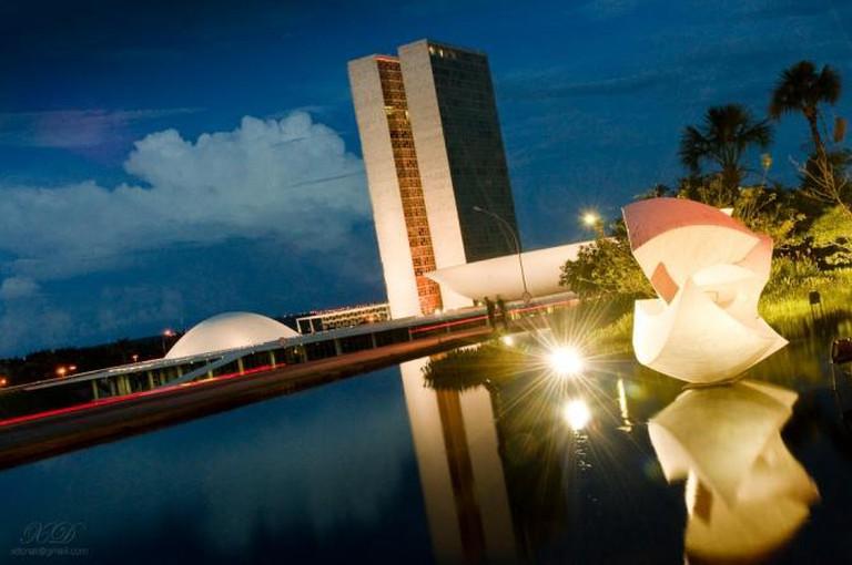 Brasília © Xavier Donat/Flickr