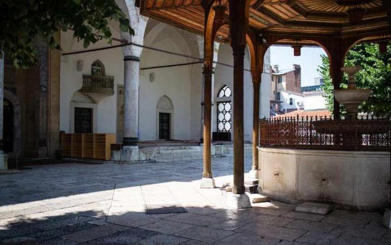 Gazi Husrev-beg Mosque | Ⓒ Terekhova/Flickr