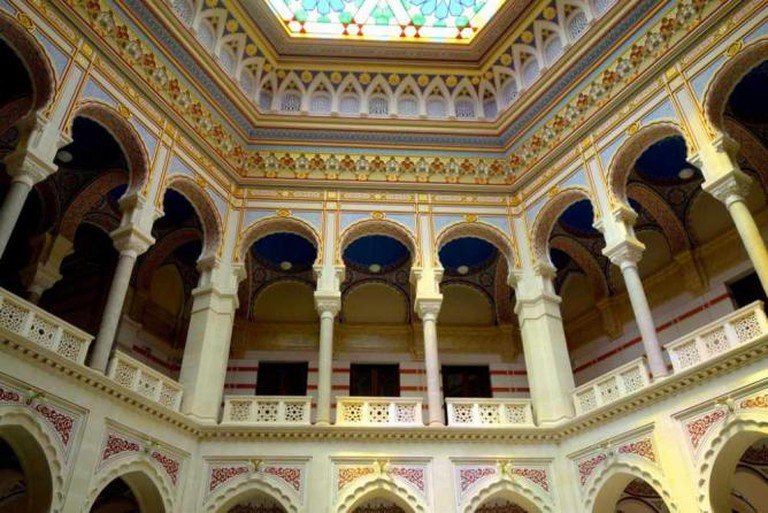 Inside the Town Hall | Ⓒ David Chinoy/Flickr