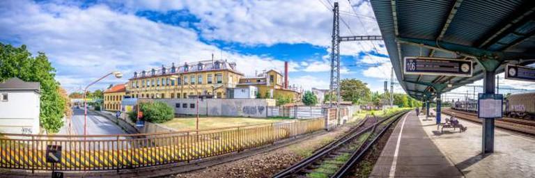 Trnava station | © Kurt Bauschardt/Flickr