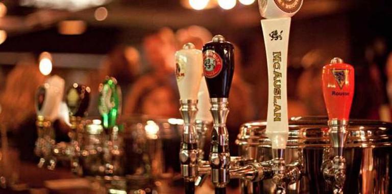 Taverne Gaspar Bar | Courtesy of Taverne Gaspar