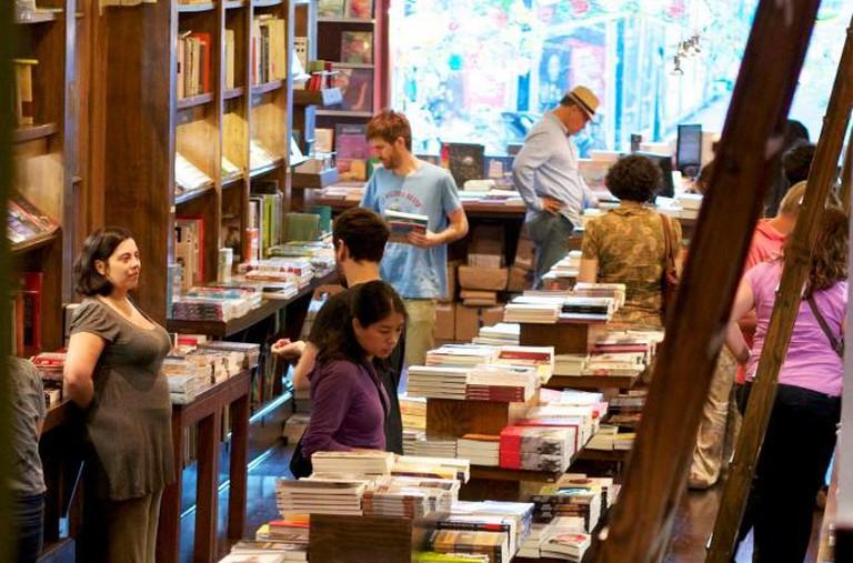 Libros del Pasaje | Ⓒ Silvia Vinas/Flickr