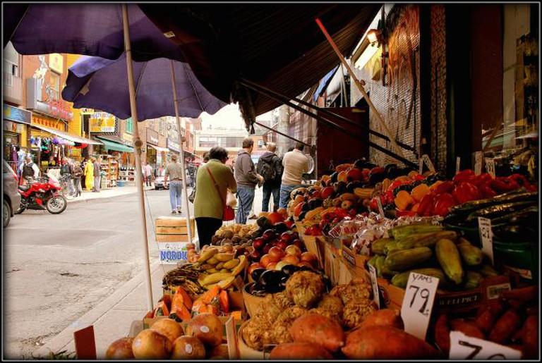 Kensington Market | © Rina Pitucci/Flickr