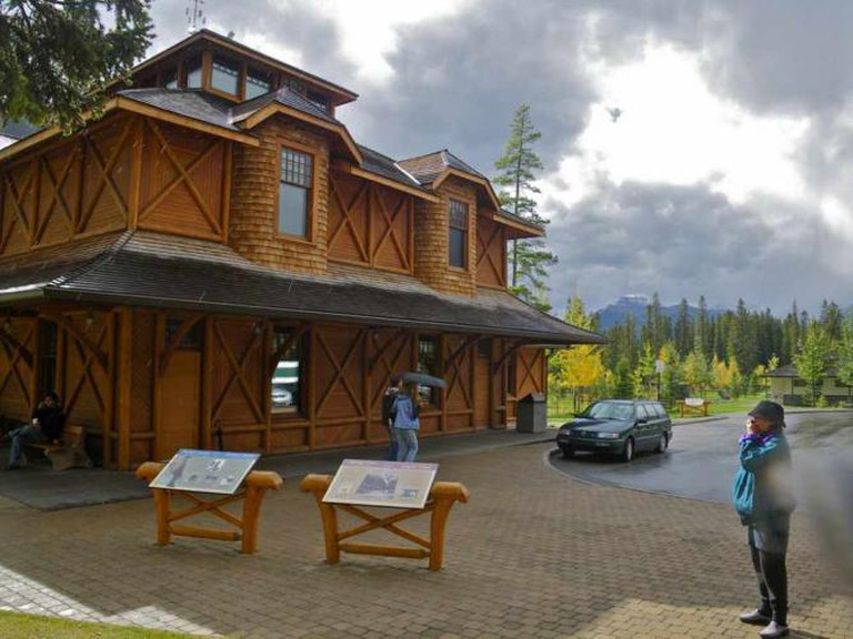Whyte Museum, Banff, Canadian Rockies