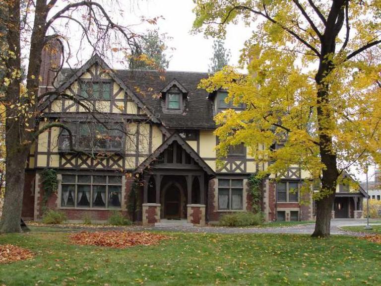 Campbell House, Spokane