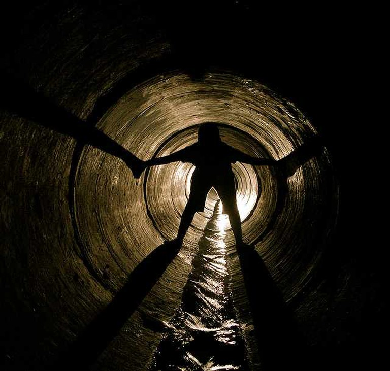 Tunneling| © Steve Jurvetson /Flickr