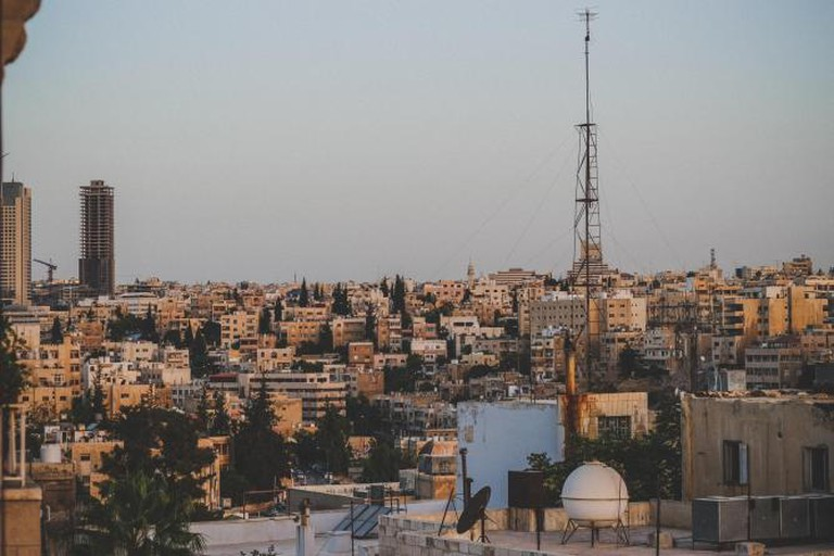Amman | © Florent Lamoureux/Flickr
