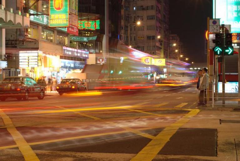 Hong Kong © Steve Webel/Flickr