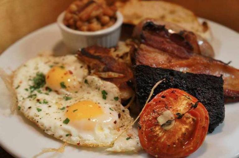 English breakfast | Courtesy of Communion
