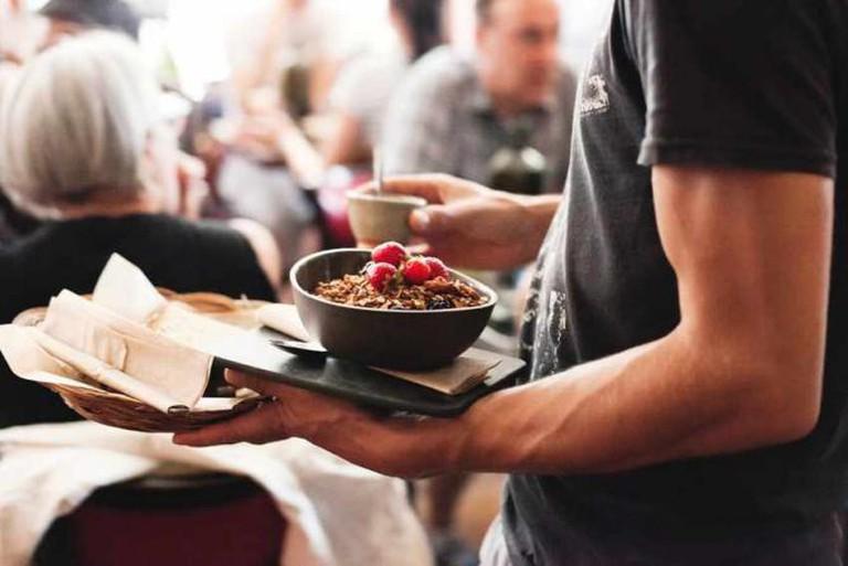 Muesli | Courtesy of Olive et Gourmando