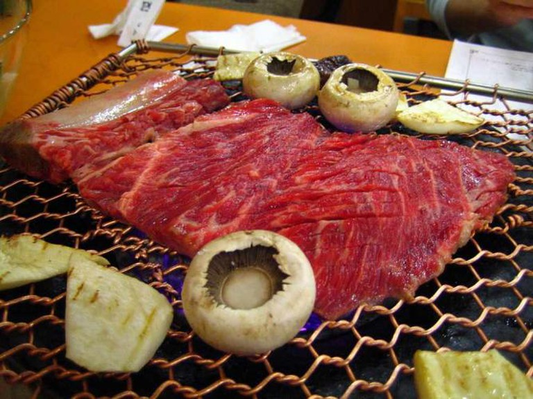 Korean BBQ Galbi | © ayustety/WikiCommons