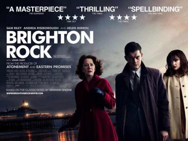 Brighton Rock Promotional Poster |© Optimum Releasing