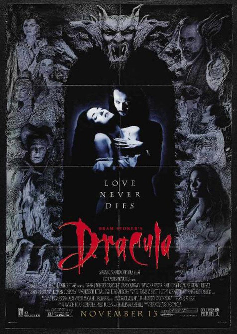 Bram Stoker's Dracula Promotional Poster |© Columbia Pictures