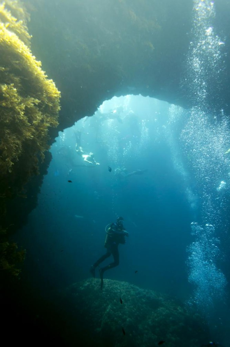 Dive Azure Window and the Blue Hole Gozo