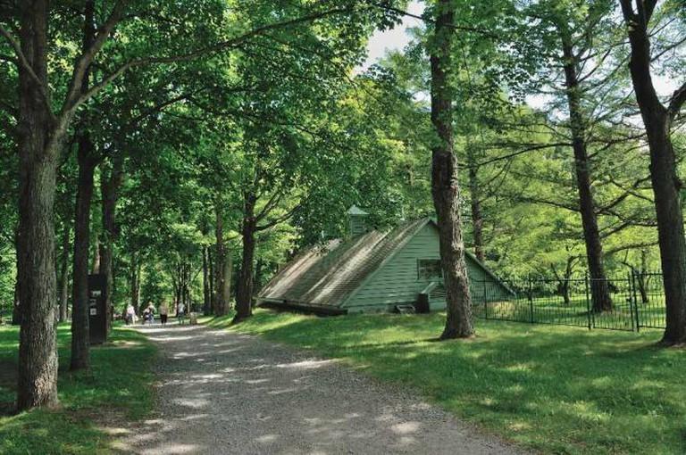 Parc du Bois-de-coulonge | ©Eric Fortin/Wikicommons