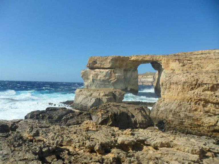 the Azure Window, Gozo l Courtesy of Hetti Lawrence