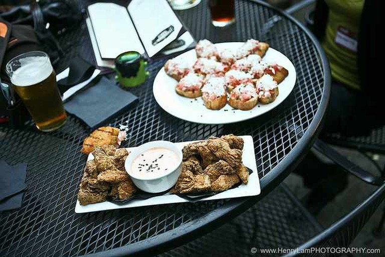 Food and Drinks at The Common Table
